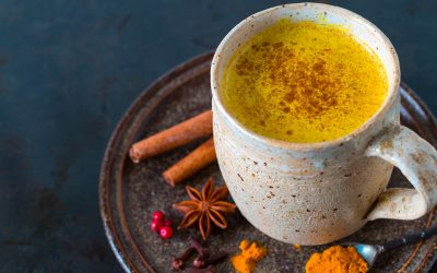 Turmeric Milk: Another Natural Way to Manage Pain